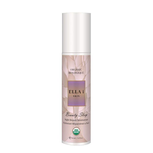 organic beauty sleep night repair moisturizer