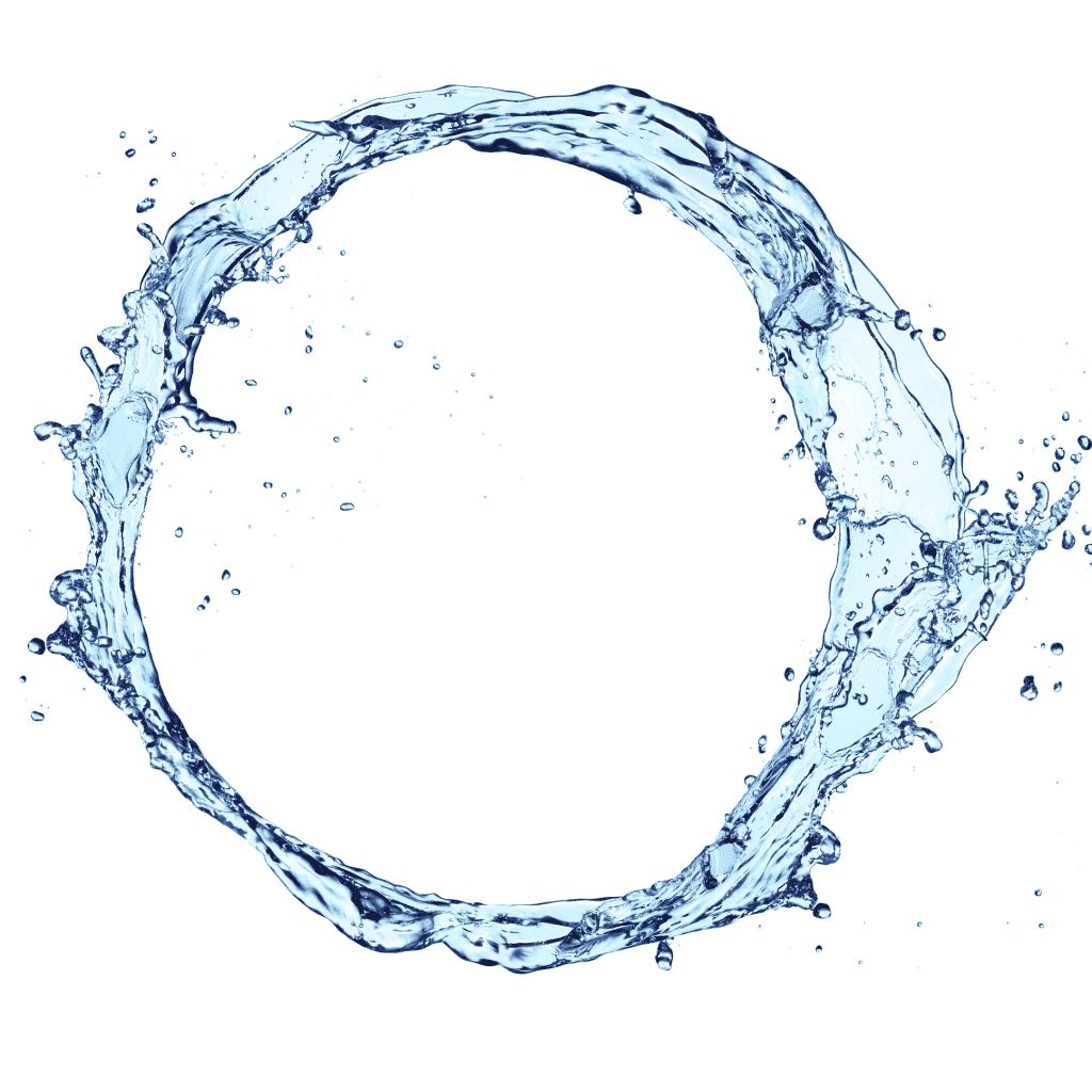 hyaluronic acid water circle