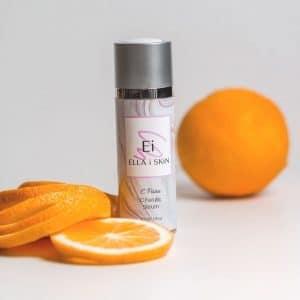 vitamin c for aging skin